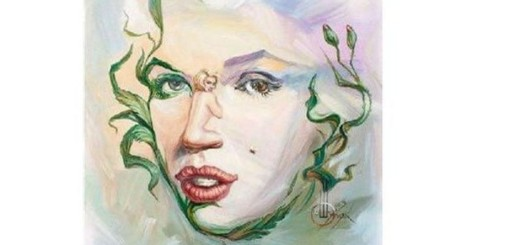 crtež žene