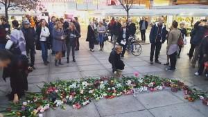 Prosvjed na Cvjetnom trgu (Foto: Facebook)