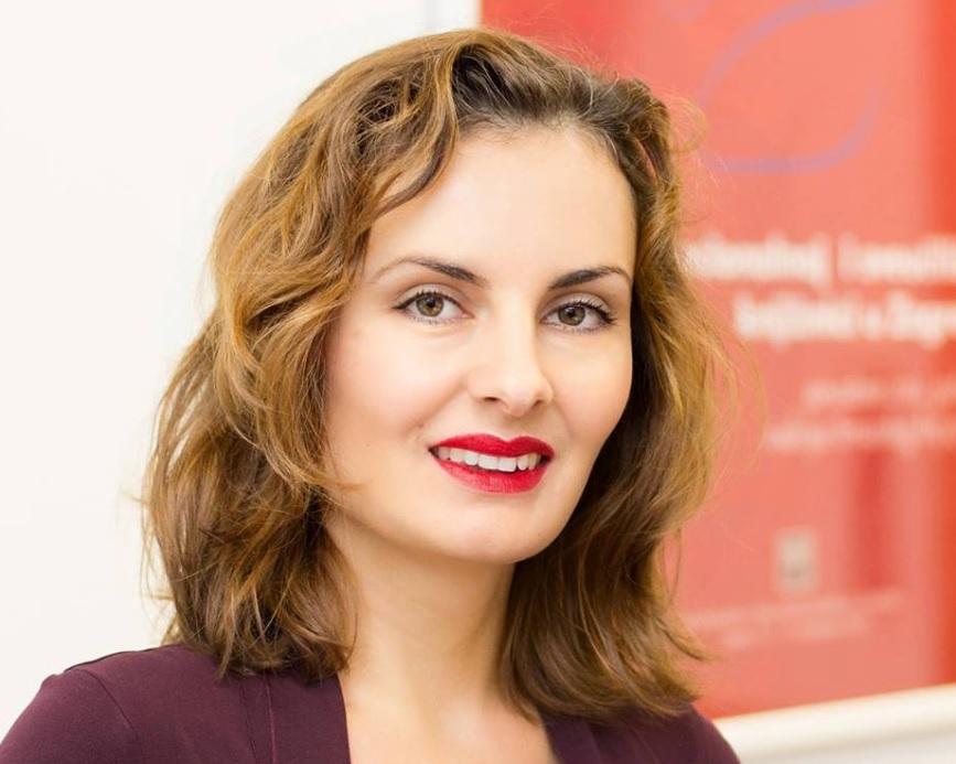 Irena Petrijevčanin Vuksanović (Foto: Facebook)