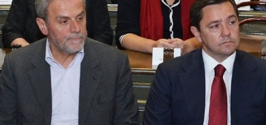 Milan Bandić i Andrija Mikulić (Foto: Facebook)