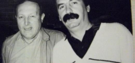 Otac Neoflašističke stranke Drago Fiko Diklić i novinarčina Pavle Pavlović