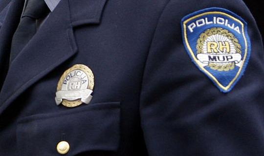 policija, znak, mup