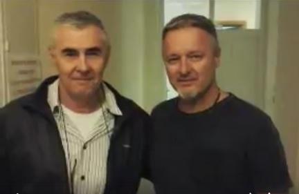 Željko Glasnović i Thompson (Foto: Facebook)