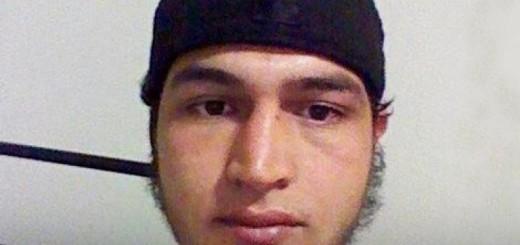 anis amri, terorist