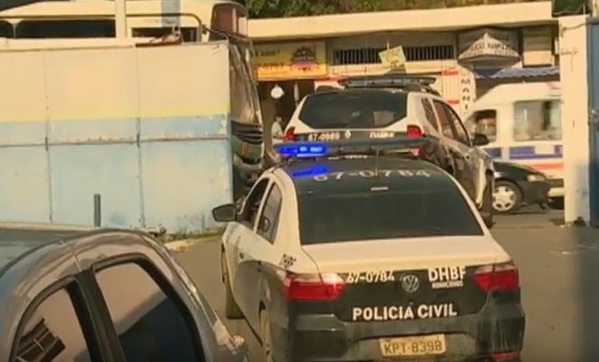 policija, brazil