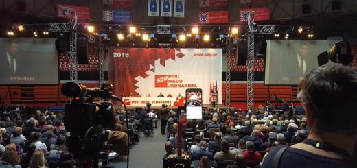 Konvencija SDP-a (Foto: Twitter)