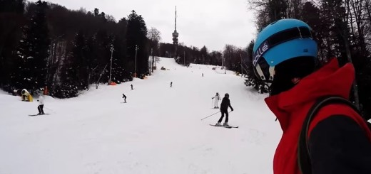 skijanje, sljeme