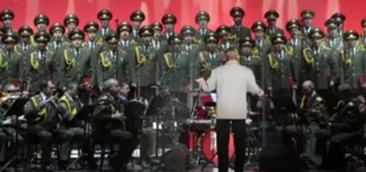 zbor crvene armije