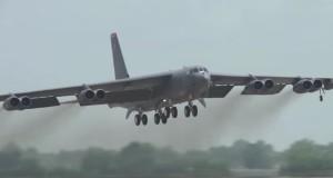 bombarder B-52, sad