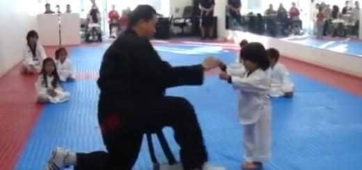 dječak borac