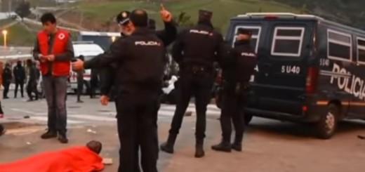 migranti, azilanti, ceuta, španjolska