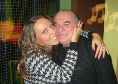 Jelena i Miki Jevremović (Foto: Facebook)