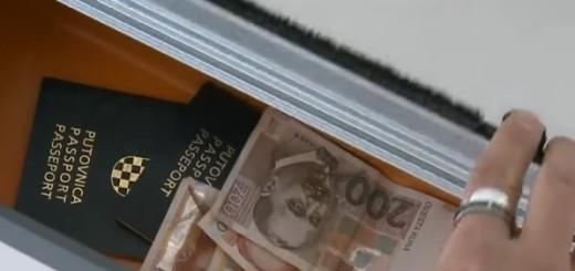 putovnica, hrvatska