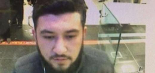 Vlasti u Turskjoj objavile su ovu fotografiju osumnjičenog.