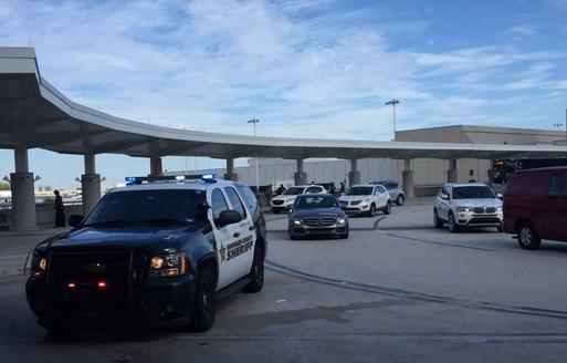 zračna luka, florida