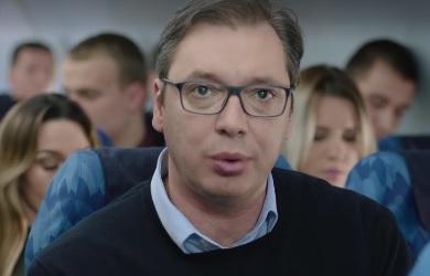 aleksandar vučić, spot