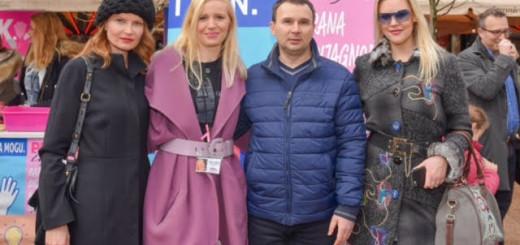Sabina Glasovac,Nives Moric, Mario Vukelić i Andreja Deskar