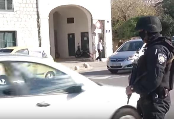 duge cijevi, policija, hrvatska