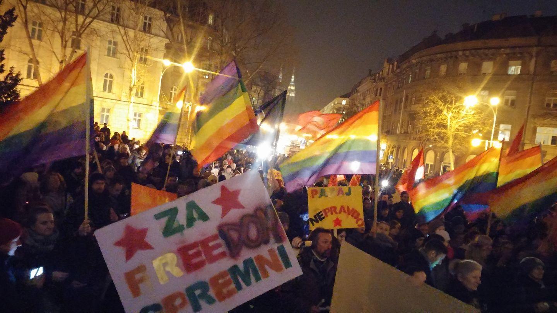 PROSVJED U ZAGREBU: Ovdje nije dobro dok vlast daje