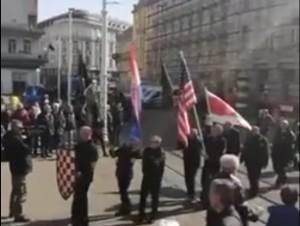 neonacisti, zagreb