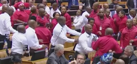 parlament, južna afrika