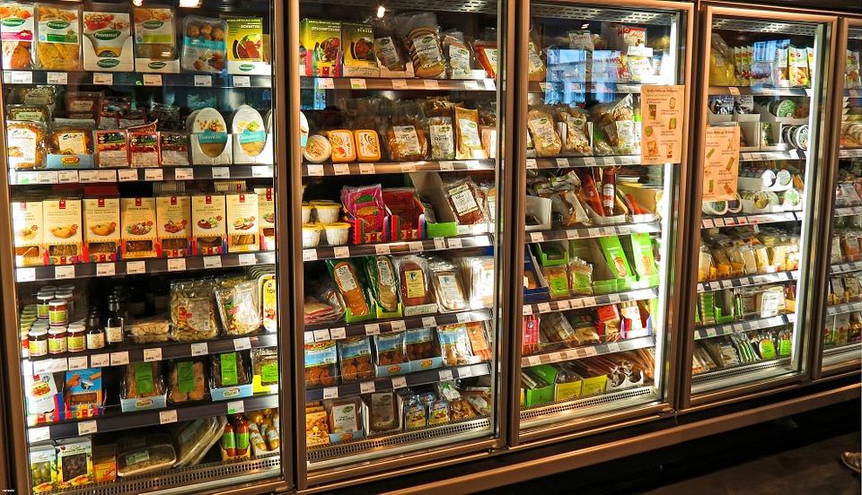 supermarket, prehrana, trgovina