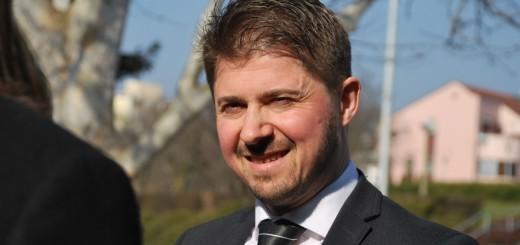 Tihomir Lukanić, glavni tajnik Živog zida