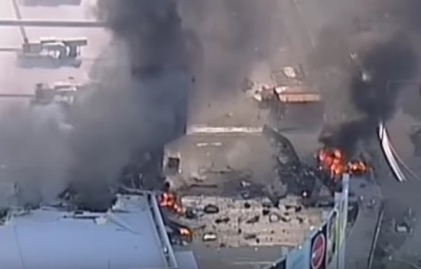 zrakoplovna nesreća, australija