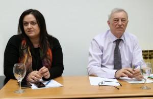 Martina Glasnović i Stjepan Kožić
