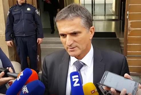 Goran Marić, ministar