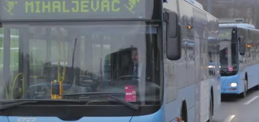 zet, autobus