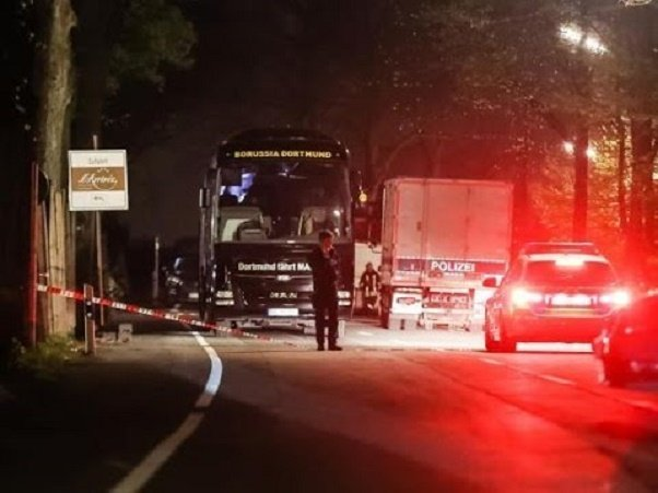 Bus,Dortmund,bomba