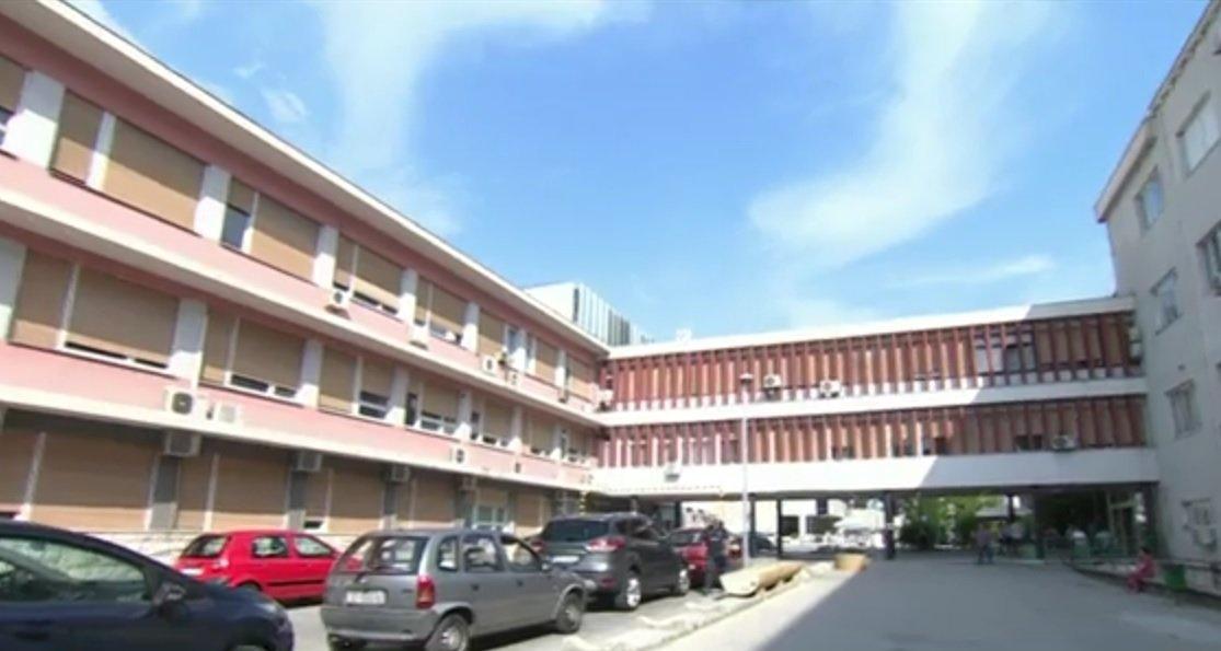 kbc split, bolnica
