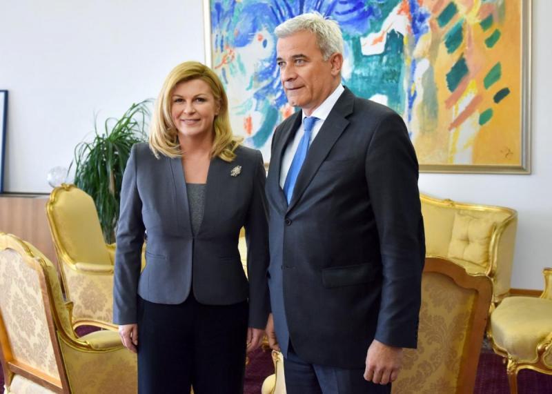 Foto: Ured Predsjednice