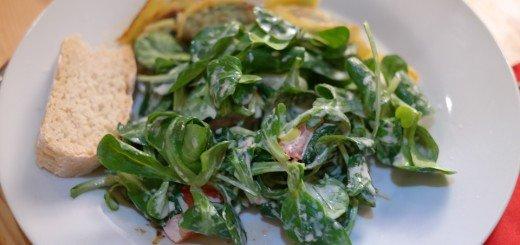 matovilac, salata
