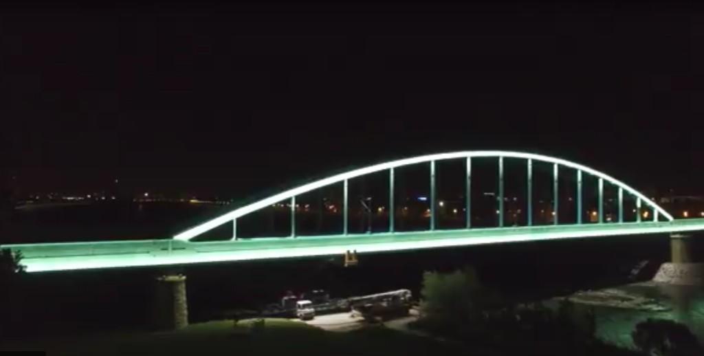 željeznički most, zagreb