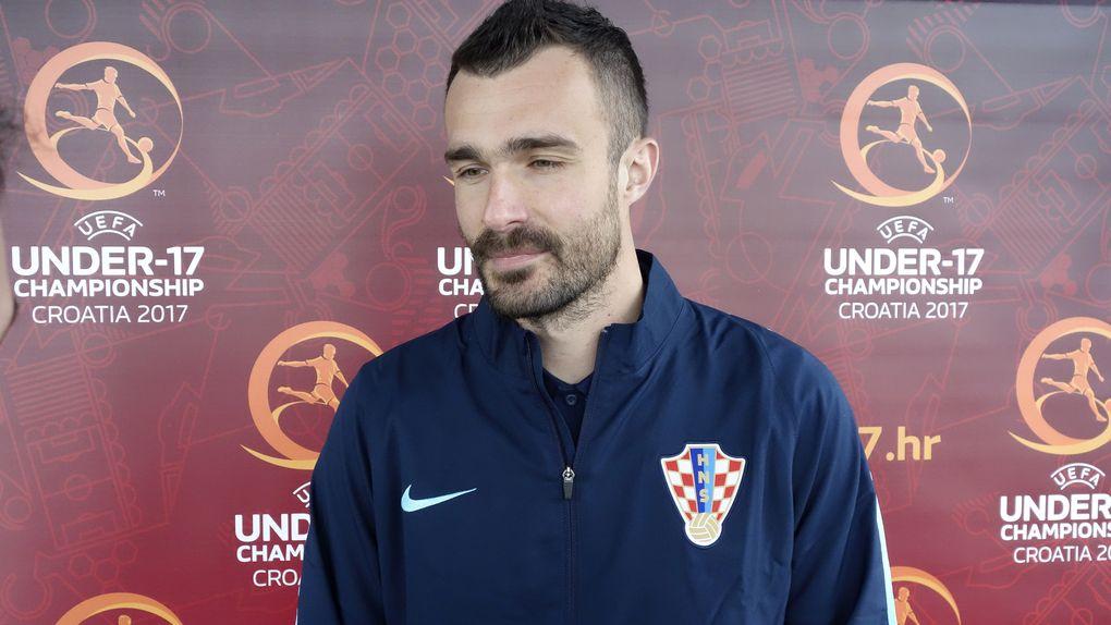 Dario Bašić, izbornik (Foto: HNS)