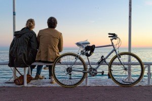bicikl, par