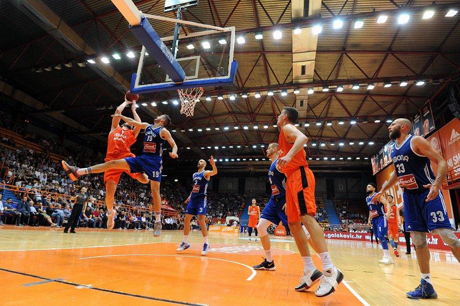 Cedevita-Cibona,košarka