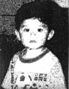 Ovo je bila jedina fotografija sina koju je Maria čuvala više od 20 godina i tražila ga