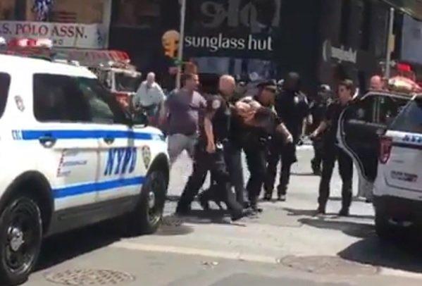 new york, vozač, uhićenje
