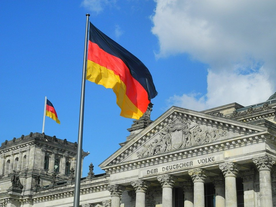 njemačka, zastava
