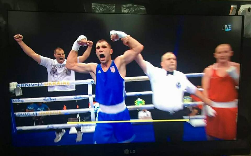 Nastupit će i odlični boksač BK Sesvete Dami Plantić
