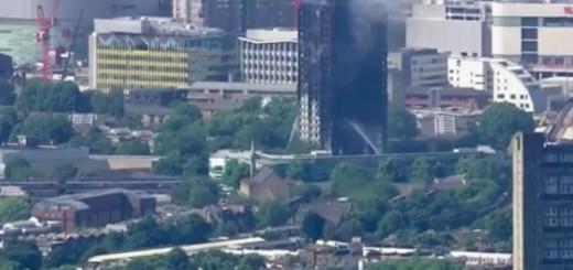 london, požar, neboder