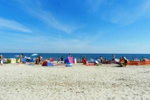 plaža, more