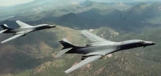 bombarder b1-b
