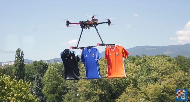 dres,Dinamo,dron