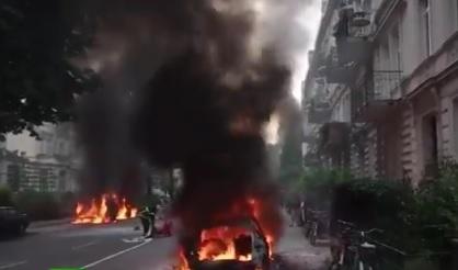 hamburg, prosvjedi, g20