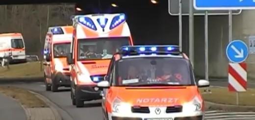 hitna pomoć, njemačka