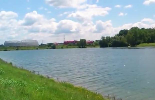 jarun, jezero